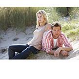 Couple, Holiday & Travel, Summer, Beach Holiday