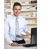 Medikament, Pharmazie, Apotheke, Apotheker