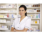 Service, Pharmacy, Pharmacist
