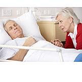 Care & Charity, Hospital, Patient, Visit Patient