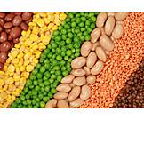 Food, Legume, Bean Mix