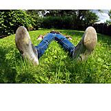 Ausruhen, Pause & Auszeit, Erschöpfung, Naturverbunden, Burnout