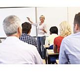 University, Stock Market Data, Studies, Seminar, Training, Adult Education