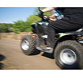 Action & Adventure, Motocross, Quadbike