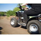 Action & Abenteuer, Motocross, Quad