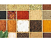 Spices & ingredients, Spices