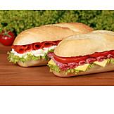 Sandwich, Sandwich