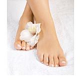 Beauty & Kosmetik, Barfuß, Fuß, Fußpflege