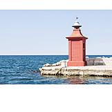 Lighthouse, Molen tower