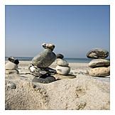 Balance, Stone stack, Stone pile