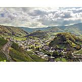 Wine village, Eifel, Mayschoß