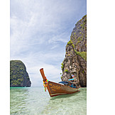 Holiday & Travel, Thailand, Longtail