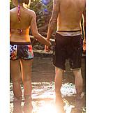 Summer, Love Couple, Together, Relationship, Flirt