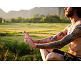 Buddhism, Meditating, Meditate