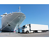 Ship, Cruise ship