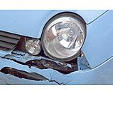 Accident, Bumper, Road accident