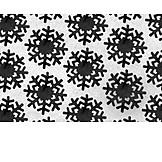 Ice crystal, Frots pattern
