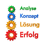 Development, Success, Advice, Solution, Concept, Analysis, Company