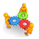 Cooperation, Coordination, Teamwork, Accuracy