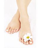 Fuß, Pediküre, Fußpflege