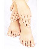 Hands, Foot, Manicure, Pedicure
