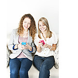 Mobile Phones, Friends, Sms, Smart Phone