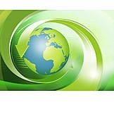 Environment Protection, Environment, Globe, Recycling, Globalization