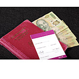 Holiday & Travel, Passport, Travel Fund