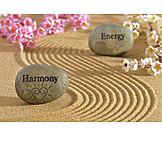 Wellness & Relax, Harmonie, Esoterik, Zen-garten