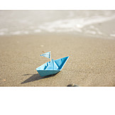 Holiday & Travel, Travel Planning, Paper Boats