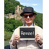 Pensioner, Senior, Pension