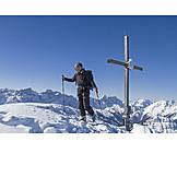 Cross, Mountaineering, Hillwalkers, Schafreuter