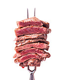 Meat, Fork, Grilled meat