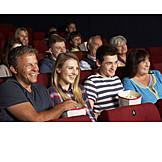 Leisure & Entertainment, Movie Theater, Spectator