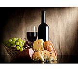 Wine glass, Still life, Wine bottle