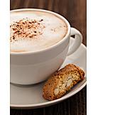 Latte, Cappuccino, Cantuccini