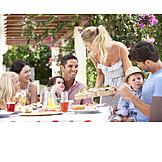 Essen & Trinken, Familie, Freunde, Großfamilie