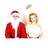 Christmas, Nicholas, Angel
