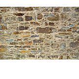 Wall, Stone wall