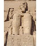 Temple, Ramses, Abu simbel