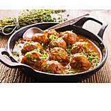 Oriental Cuisine, Meatballs, Meatballs, Kofta
