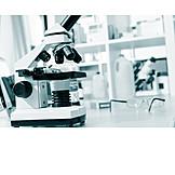 Laboratory, Microscope, Laboratory Equipment