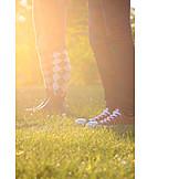 Leisure, Sunlight, Summer, Legs