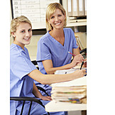 Job & Profession, Healthcare & Medicine, Nurse