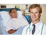 Gesundheitswesen & Medizin, Arzt, Krankenhaus