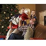 Christmas, Family Life