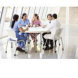 Relaxation & Recreation, Doctor, Hospital, Medicine & Health Care, Caregiver