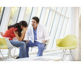 Doubts & Worry, Doctor, Patient, Diagnosis, Member