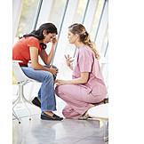 Doubts & Worry, Patient, Doctor, Diagnosis, Member