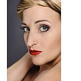 Beauty, Young Woman, Woman, Portrait